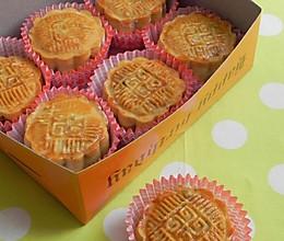广式火腿五仁月饼的做法