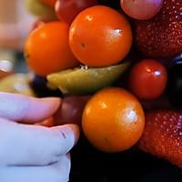 水果圣诞树【初味日记】的做法图解7