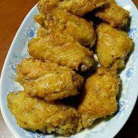 脆皮香酥#麻油鸡翅