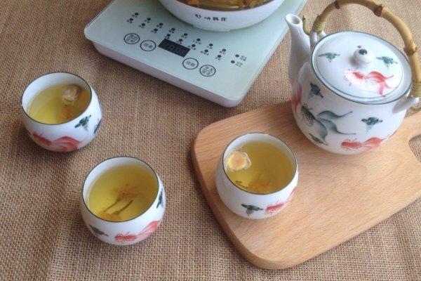 罗汉果茉莉花茶#每道菜都是一台食光机#的做法