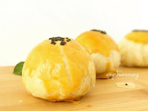 24鲜肉蛋黄酥(鲜肉蛋黄月饼)
