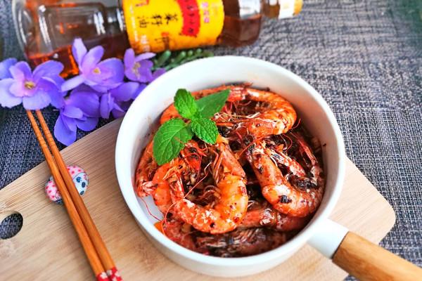 快手香辣虾#金龙鱼外婆乡小榨菜籽油 最强家乡菜#的做法
