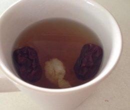 丰胸茶的做法