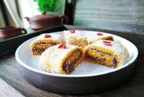 #秋天怎么吃#南瓜糯米卷的做法