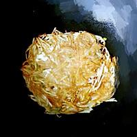 香煎土豆丝饼(有蛋)的做法图解3