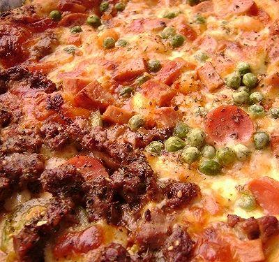 澳门美食:美味披萨