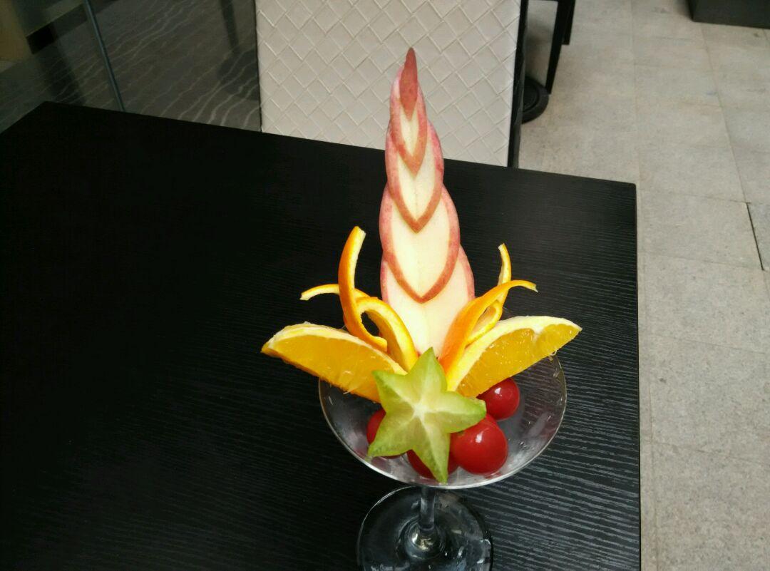 花式水果制作的做法步骤