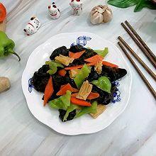 #硬核菜谱制作人#炒杂疏