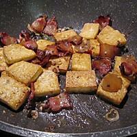 #下饭红烧菜#大马站虾酱红烧豆腐的做法图解6