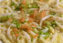 银鱼焖蛋的做法