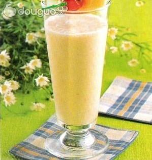 香蕉苹果汁的做法