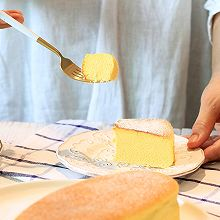 #带着零食去旅行!#百香果轻芝士蛋糕
