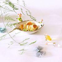 芹菜鸡蛋馅盒子#kitchenAid的美食故事#