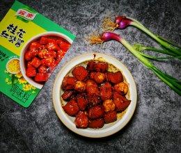 桂花香红烧肉的做法