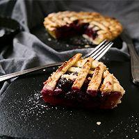 炼乳蓝莓派#美的烤箱菜谱#的做法图解12