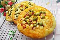 玉米培根沙拉包#九阳烘焙剧场#的做法