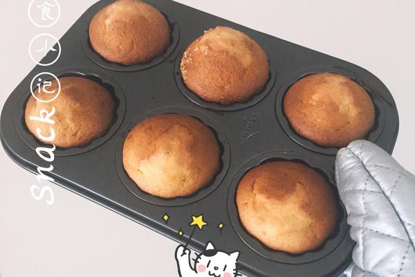简单易做的小蛋糕的做法