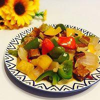 营养快手:彩椒洋葱豆干