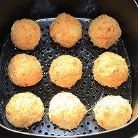 【首发】剩饭的华丽变身 榨菜米饭丸子--乌江榨菜的做法图解10