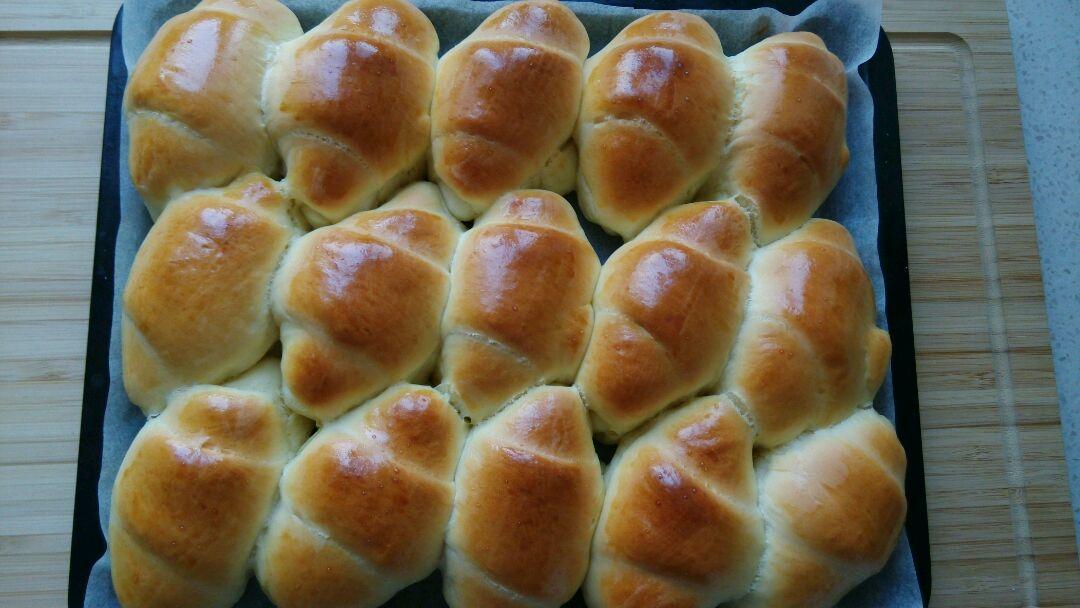 牛角小面包#爱仕达寻找面点女王#的做法图解9