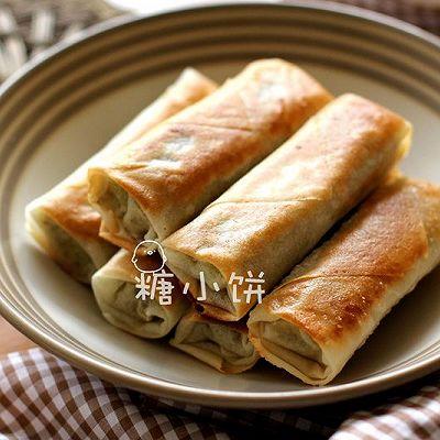 【素菜春卷】15分钟速成版
