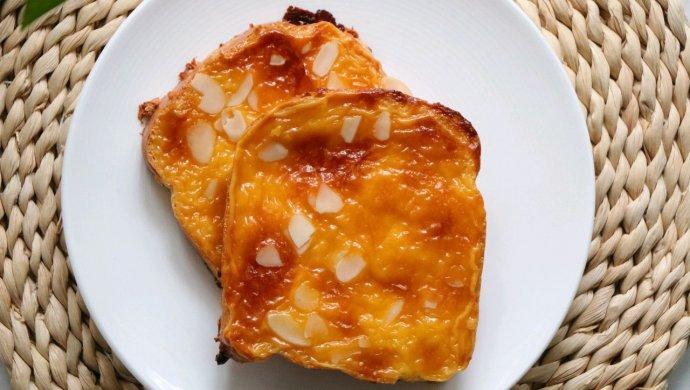 吐司的美味吃法之岩烧乳酪