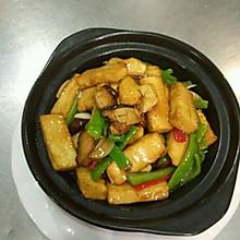 风味嫩豆腐