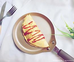 回味无穷的日式蛋包饭的做法