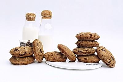 巧克力曲奇饼干—没有最好、只有更好