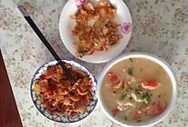 一鱼三吃(酸菜鱼片汤,泰汁鱼片,糖醋鱼片)的做法