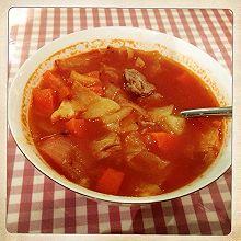 罗宋汤(红汤)