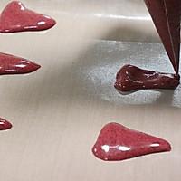 史上最详细彩绘毛巾卷-蔓越莓奶油彩绘毛巾卷#最萌缤纷儿童节#的做法图解24