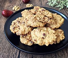 枣核燕麦大cookie的做法