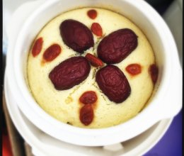 减肥佳品无油无面粉豆渣鸡蛋糕的做法