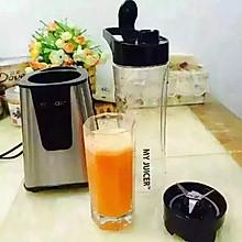 胡萝卜+橙汁