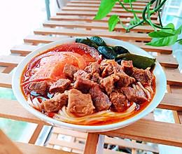 天天吃不腻的经典红烧牛肉面的做法