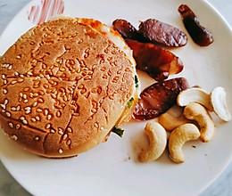 自制汉堡包的做法