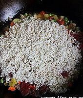 什锦豌豆糯米饭的做法图解10
