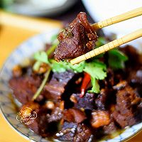 砂锅版红烧牛肉的做法图解11