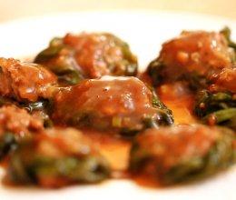 豇豆酿肉—迷迭香的做法