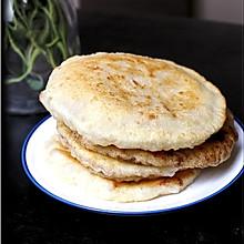 #快手又营养,我家的冬日必备菜品#葱香肉馅煎饼