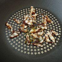 腊肉香菇炒糙米饭#美的初心电饭煲#的做法图解8