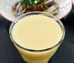 玉米牛奶汁的做法