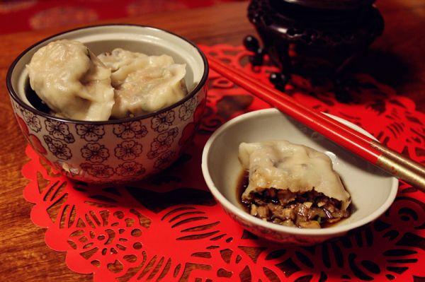 天津素饺子