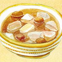 雪梨杏仁瘦肉汤