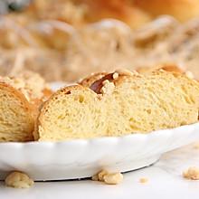 奶油辫子面包