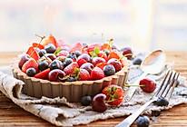 红红火火水果塔#盛世锦食·忆年味#的做法