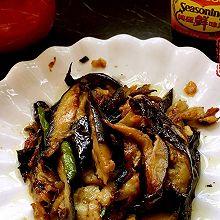 青椒炒茄子#美极鲜味汁#