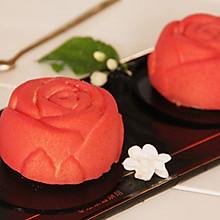 玫瑰乳酪蛋糕#金龙鱼精英100%烘焙大赛tiger战队#