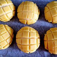 菠萝包酥皮的做法图解8